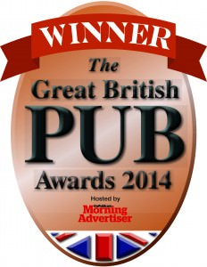 Best Cider Pub in the UK 2014